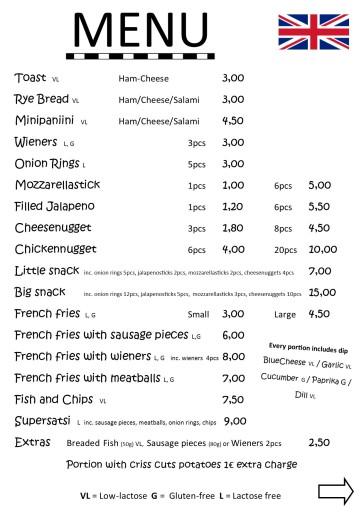 menu eng